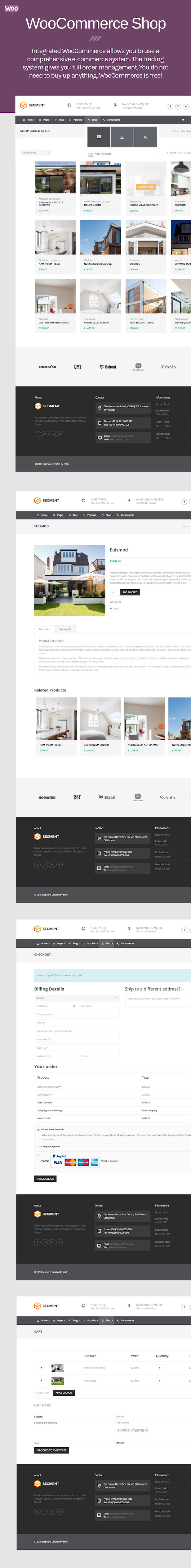 SEGMENT - Construction Multi-Layout WP Theme